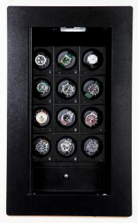 BlumSafe Display Door - Black Winders