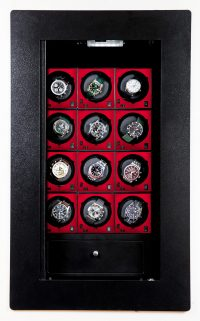 BlumSafe Display Door - Red Winders