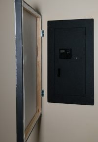 BlumSafe Steel Door