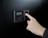 BlumSafe Steel Door - Fingerprint