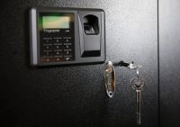 BlumSafe Steel Door - Key In