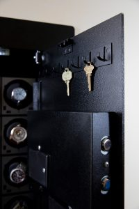 BlumSafe Steel Door - Keys