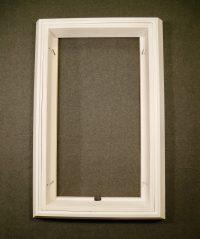 Assembled Frame -- front.