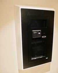 17. BlumSafe Installed in Frame - Side