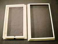 Inner and outer Frame, side by side.